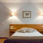 Habitación del Hotel Costa Verde