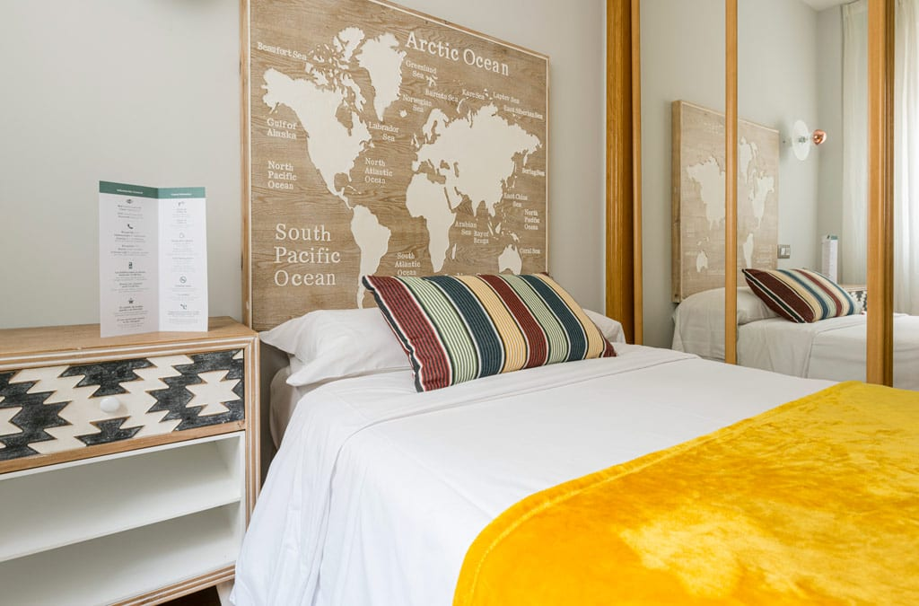 Habitaciones reformadas en Hotel Costa Verde